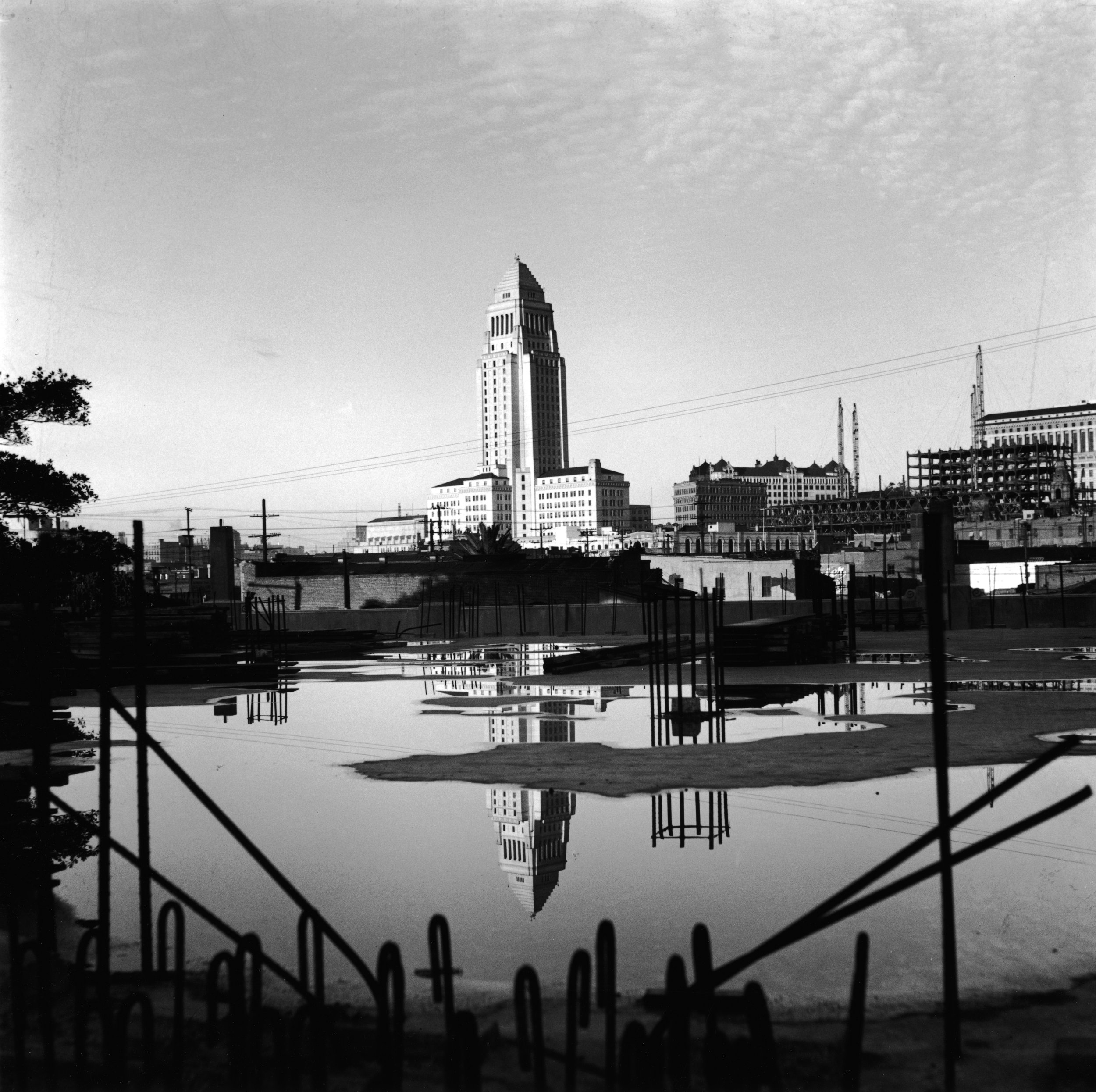 City Hall and Construction of Union Terminal 1933