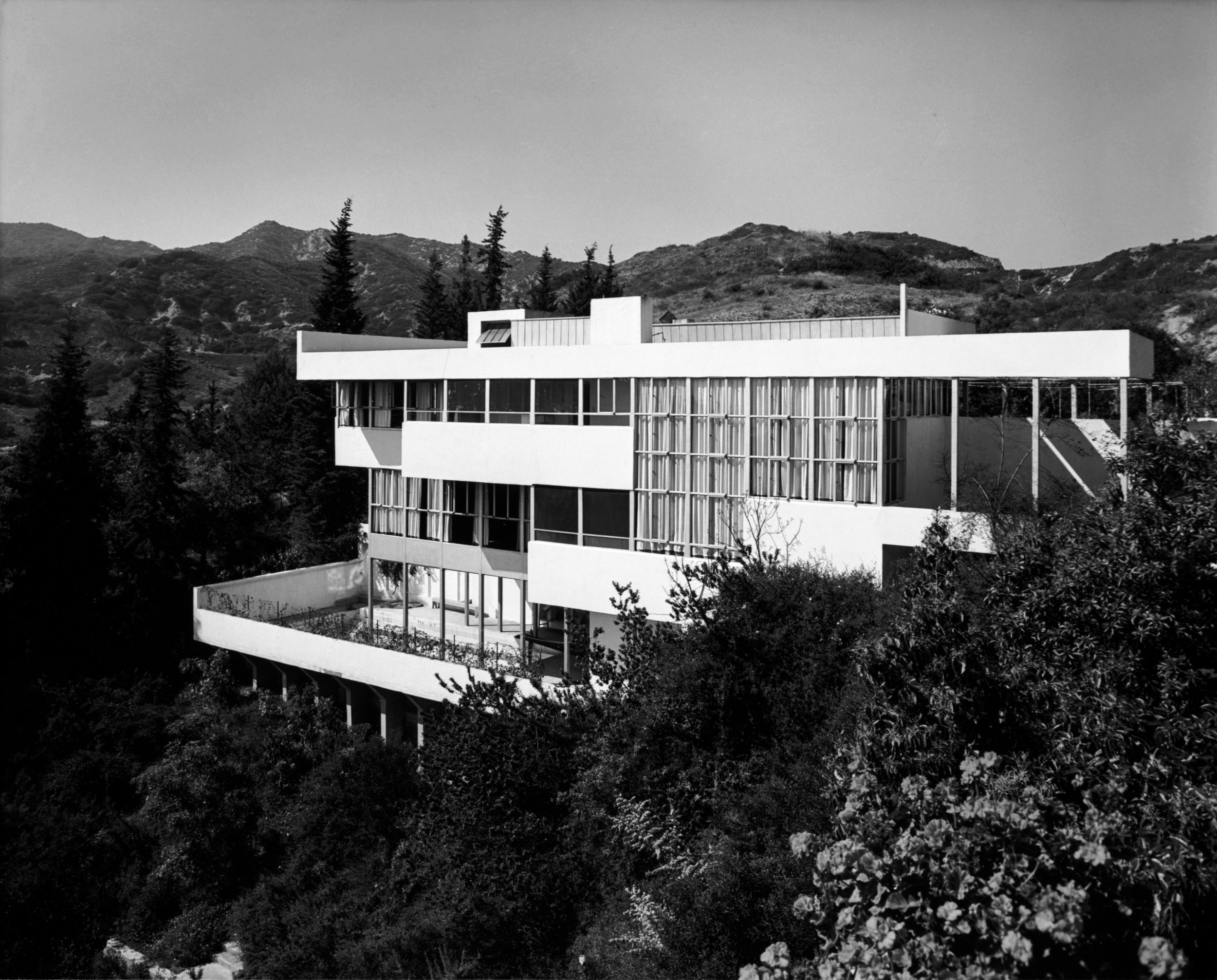 "Lovell ""Health"" House 1950"