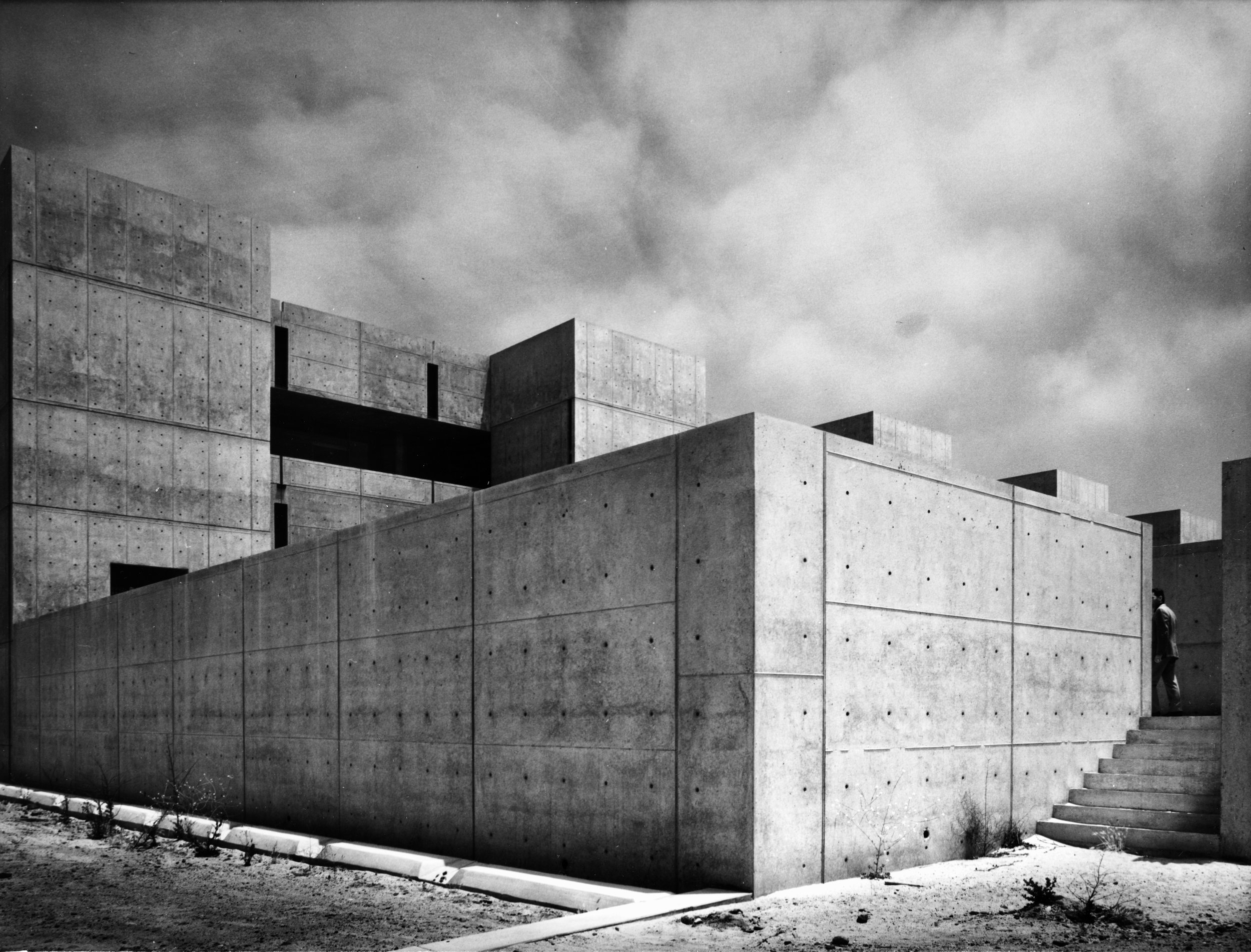 Salk Institute for Biological Studies 1966