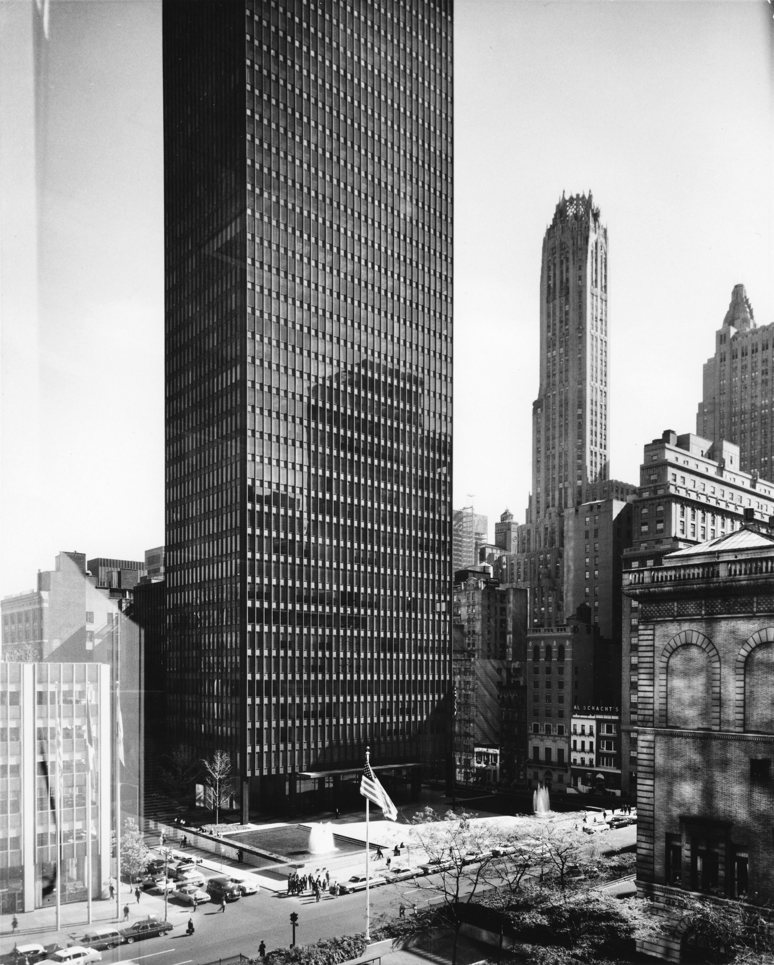 Seagram Building 1959