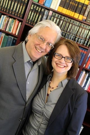 Bud and Jeannie  Jeannie Miller-Clarkson, PhD, LP, LPC Psychologist and Founder  Bud Clarkson, MA Business Manager and Career Coach