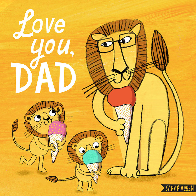 Sarah-Allen-Lion-Fathers-Day-Card-.jpg