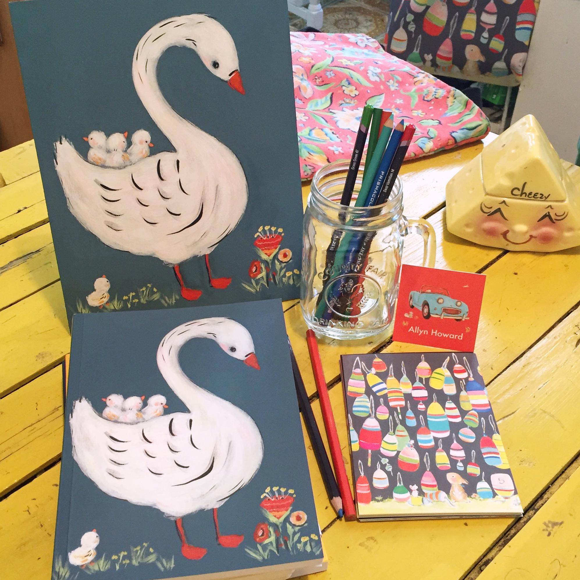 Allyn_Howard_Swan_notebooks_bags.jpg
