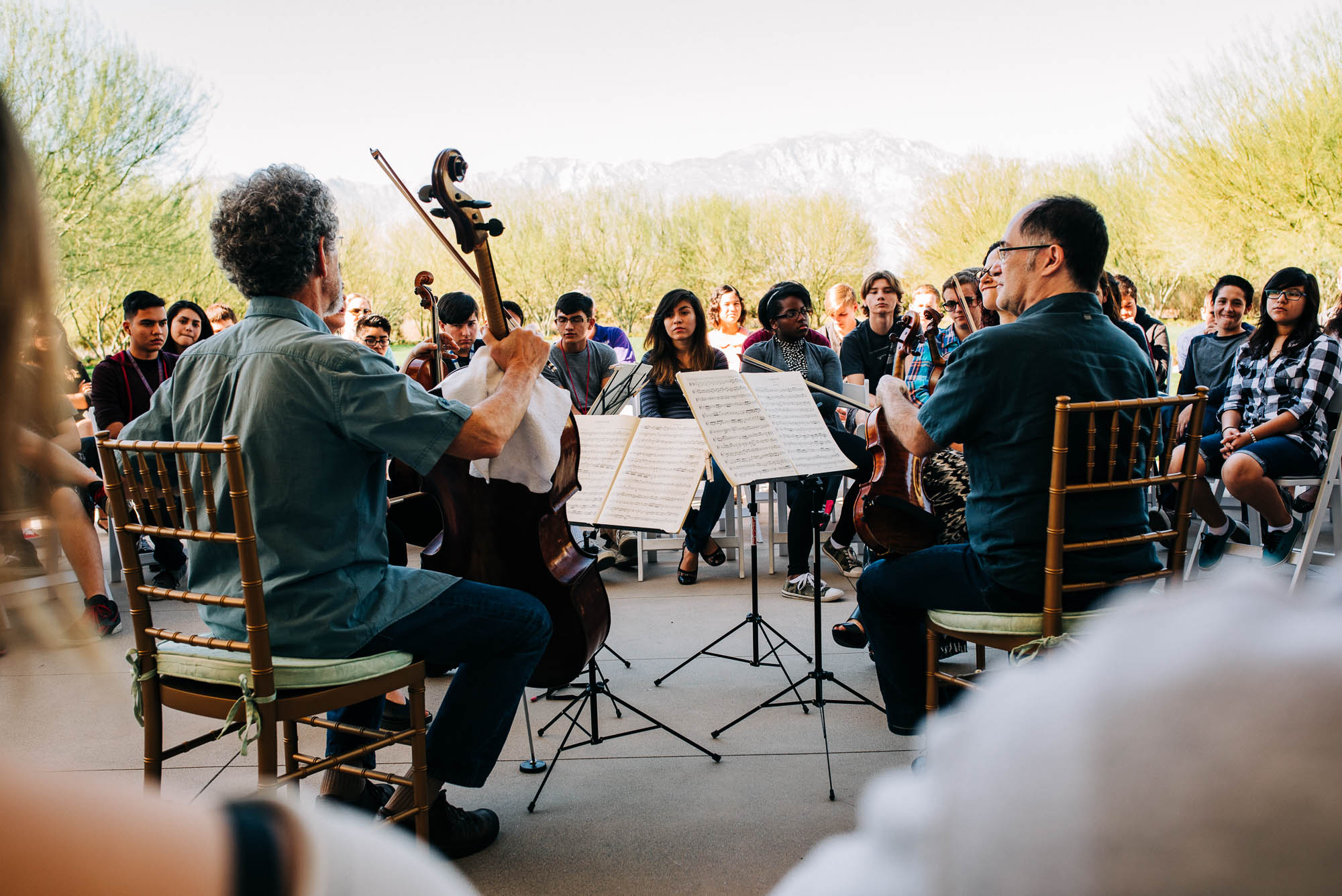 Seattle Symphony in Palm Springs