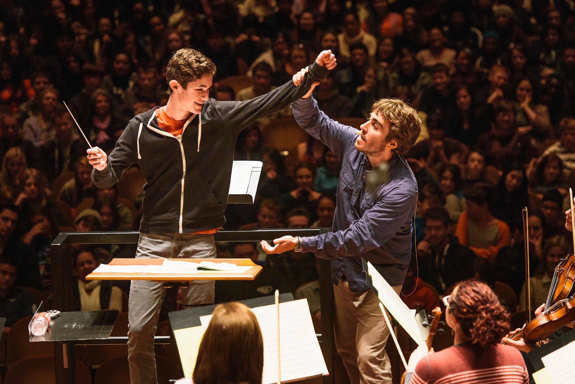 Seattle Symphony Open Rehearsal