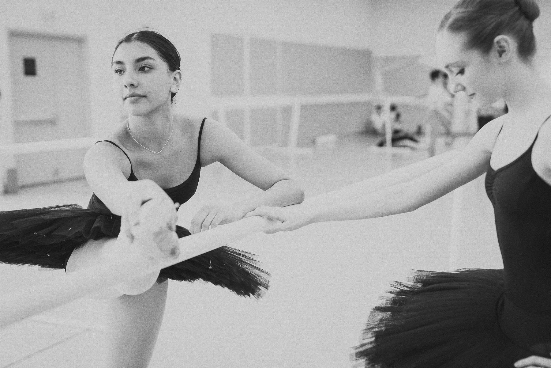 Ballet School Warmup