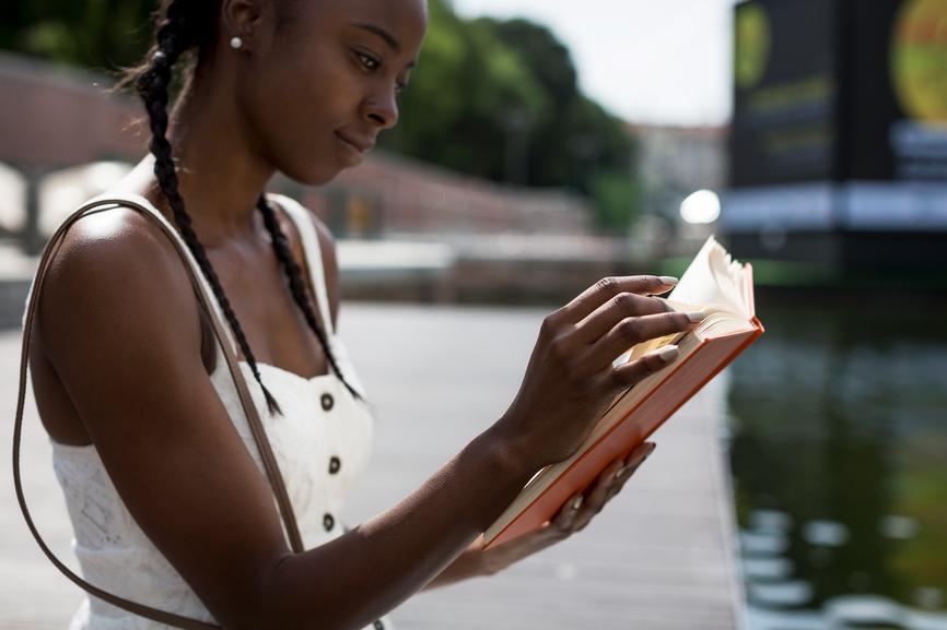 5 Books Black Woman