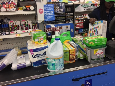 Cleaning Supplies & Necessities