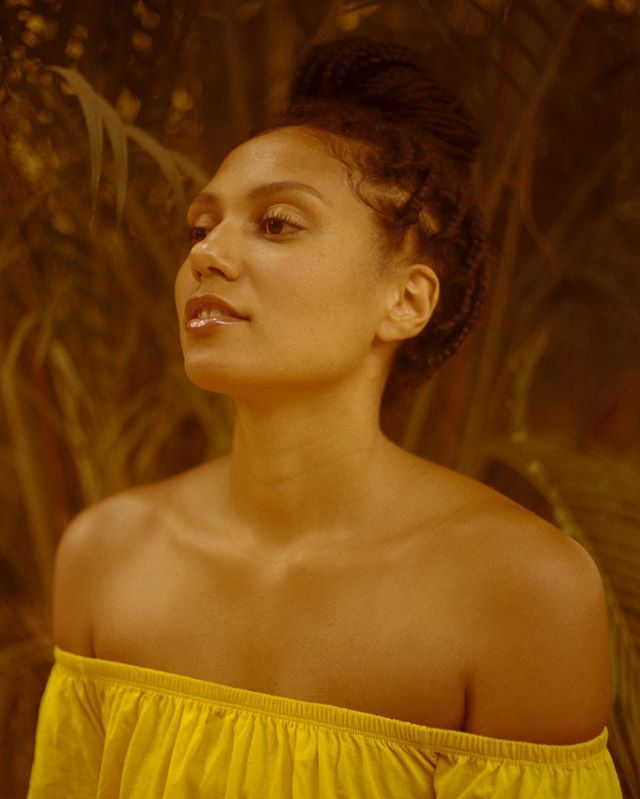 @vanessakanbi for #WearYellowProject by @mahaneela.jpg