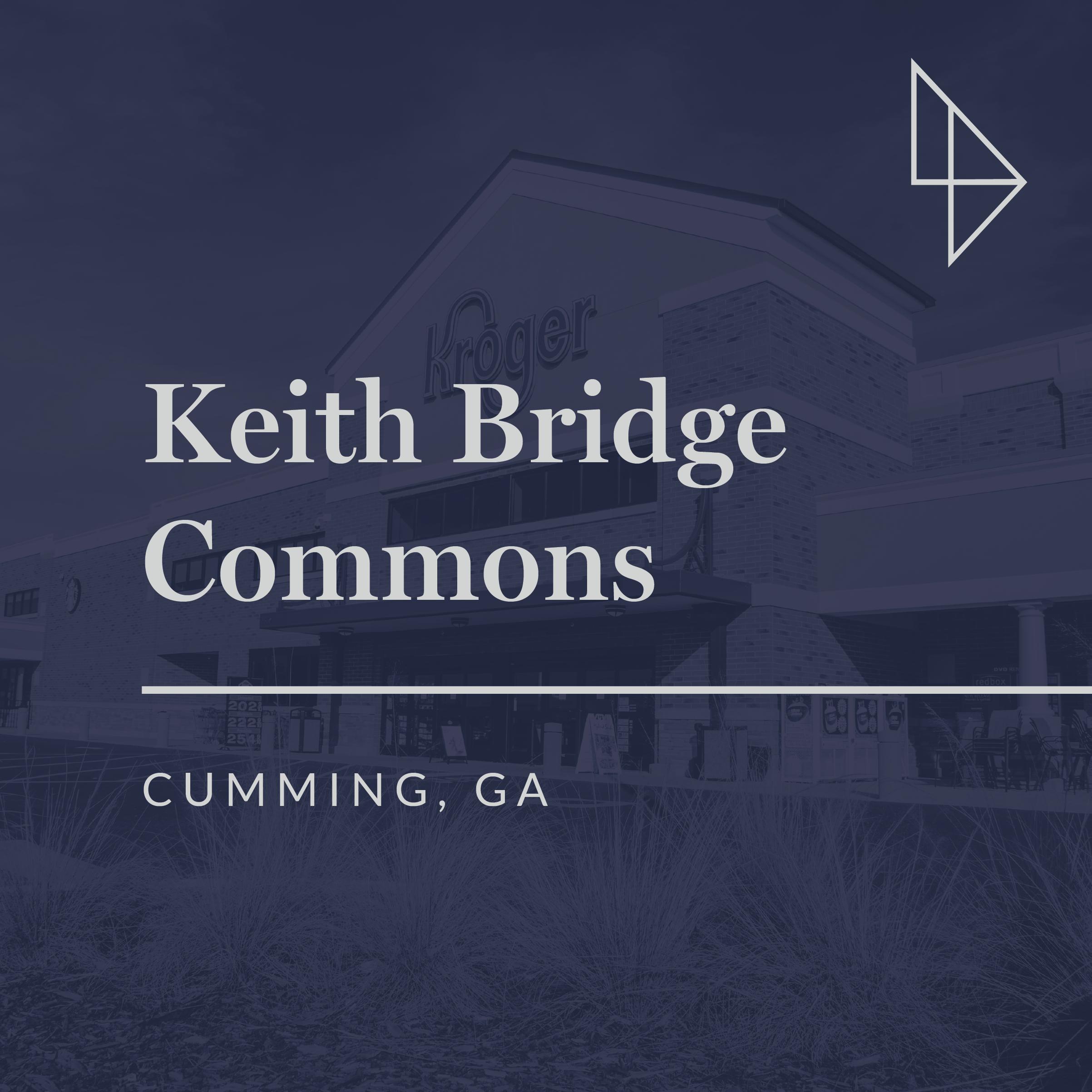 Keith Bridge Commons