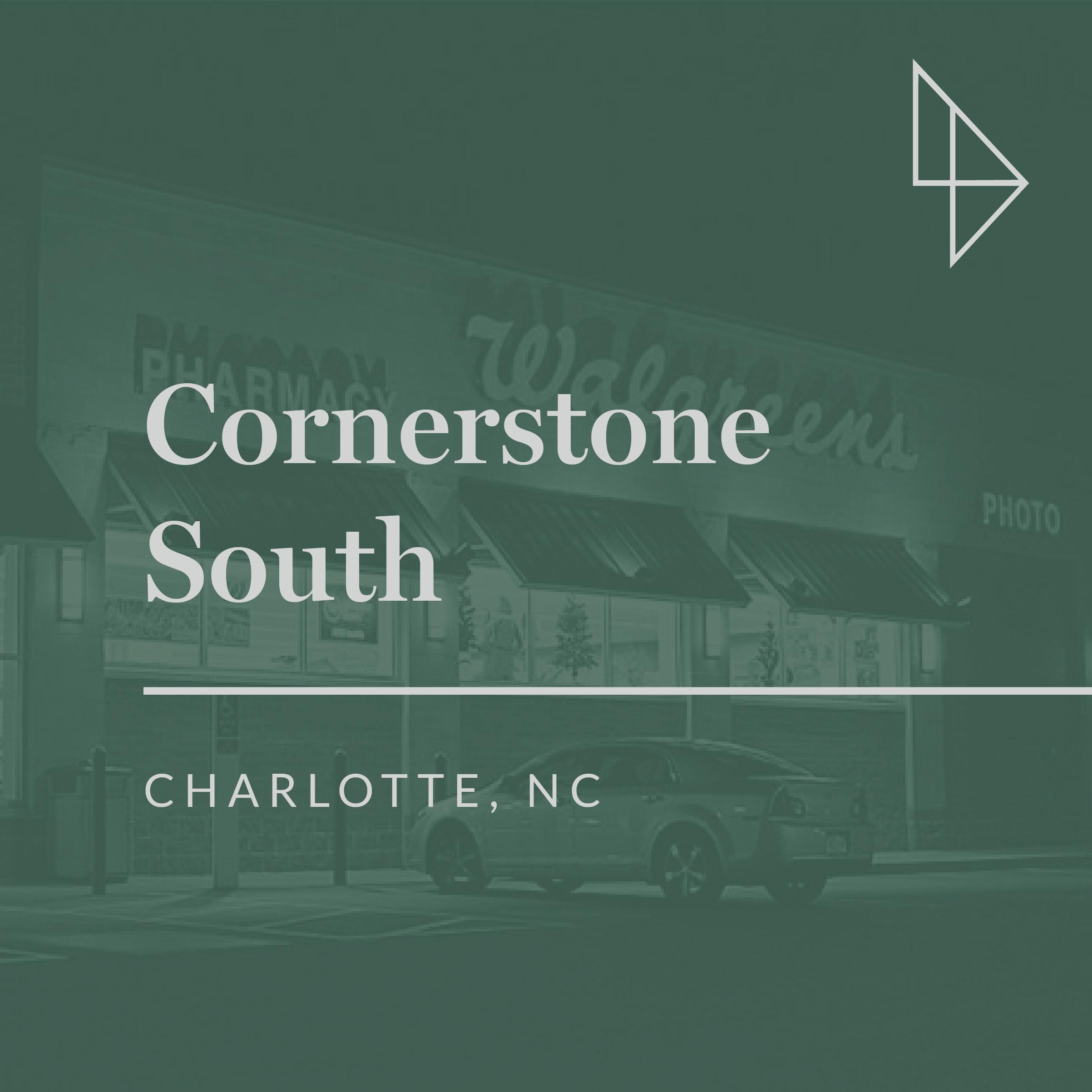 Cornerstone South
