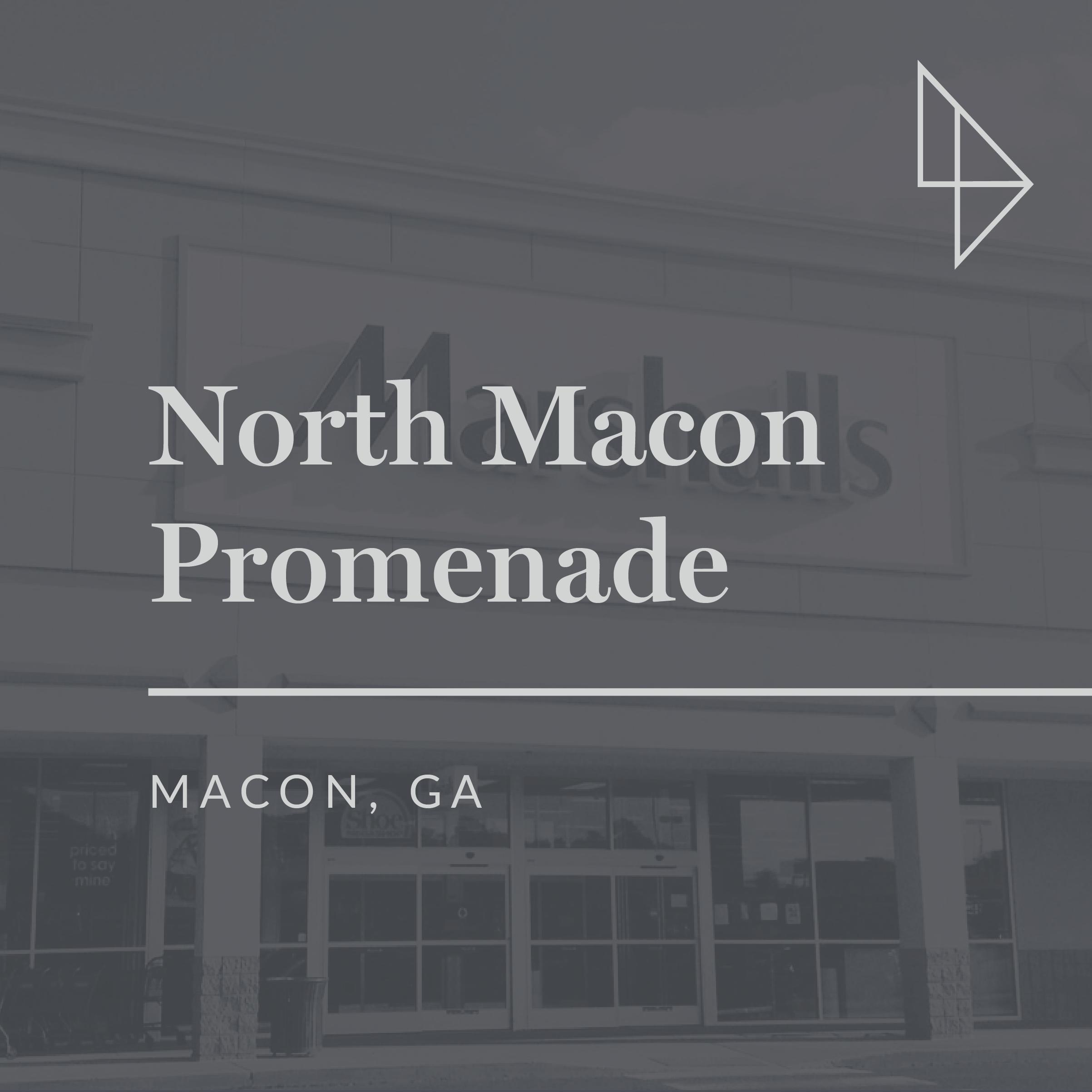 NorthMaconPromenade