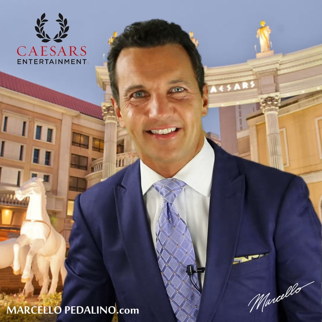 Marcello Pedalino, author of Celebrate Life, will deliver the closing keynote presentation for Caesars Entertainment in Atlantic City later this month.  Among the attendees will be some of the top meeting prosfessionals in the country.