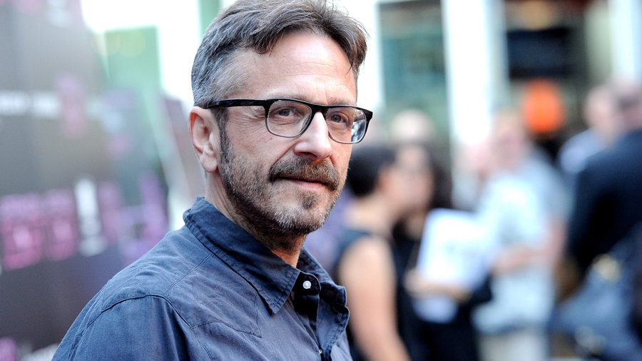 Author, Marc Maron