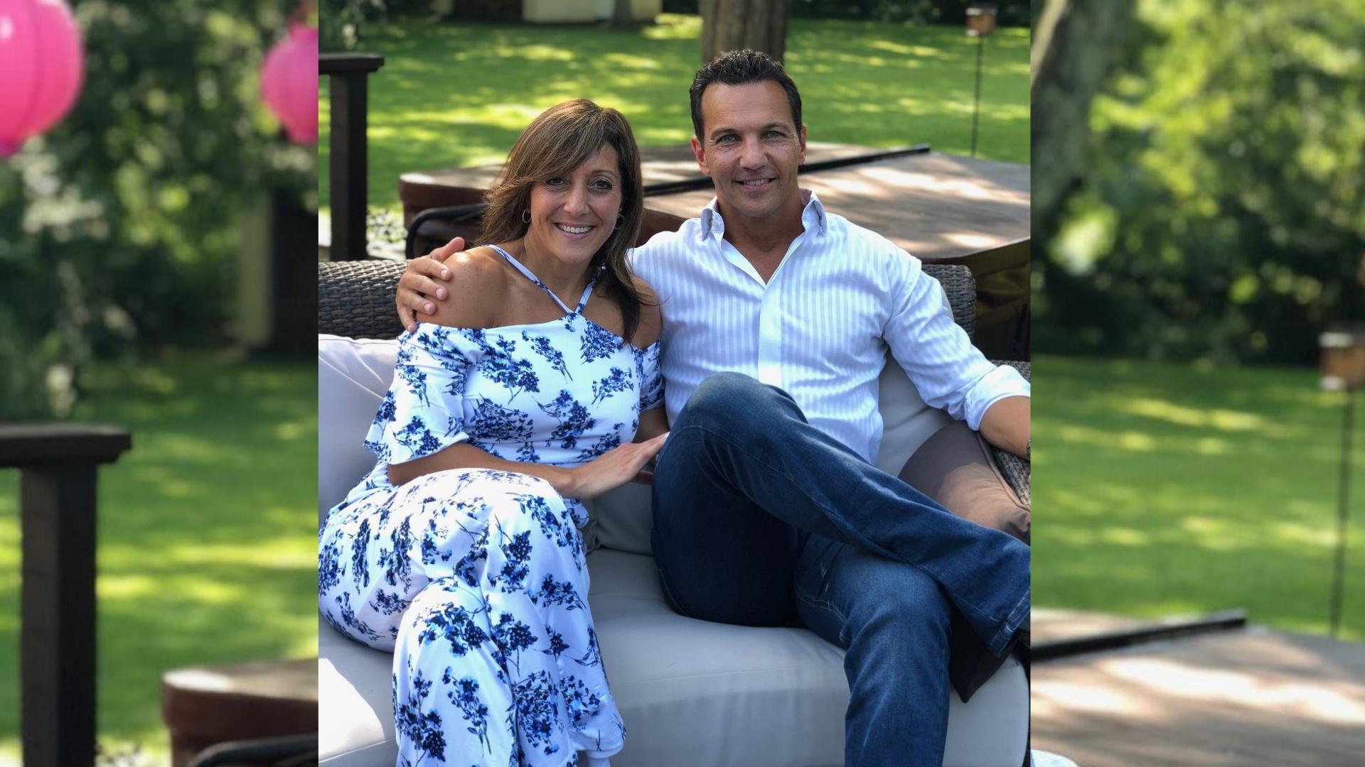 Dr. Jill & Marcello Pedalino