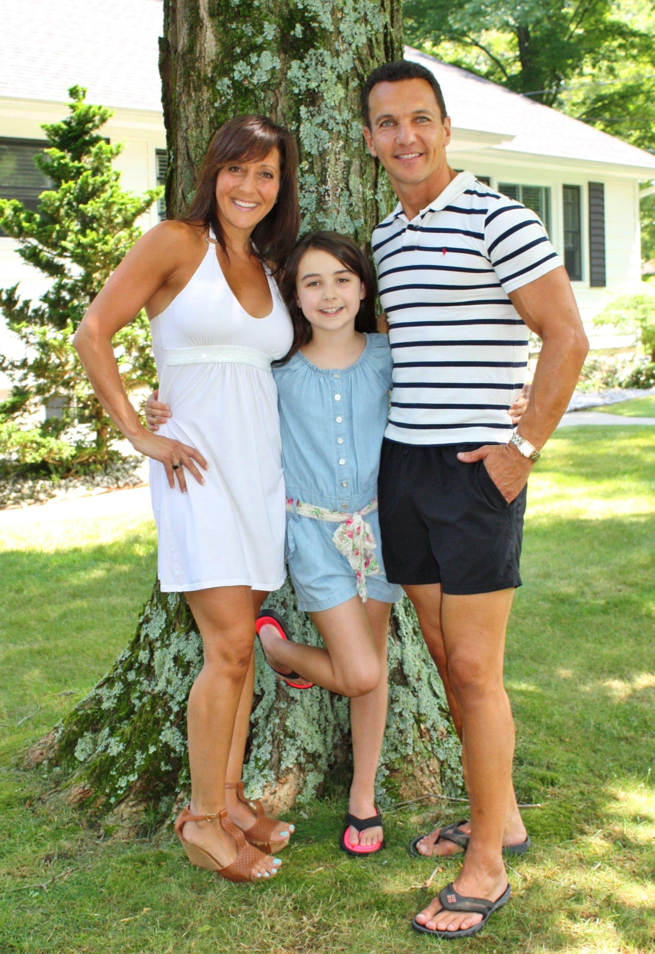 The Pedalino Family