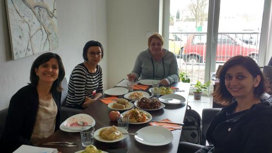 Lunch at Siedlisko