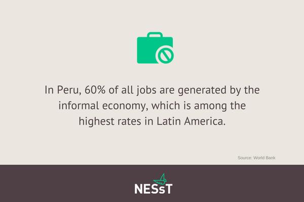 Prevalence of Informal Jobs