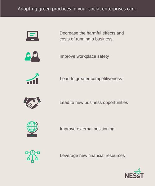 Benefits of Going Green (NESsT)