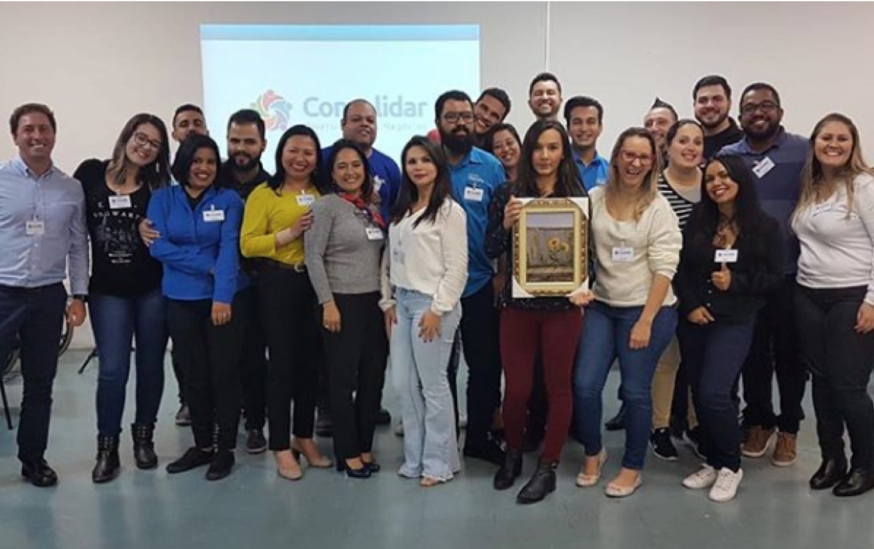 AGEM is a multi-channel company with more than 26 years of experience in the e-commerce, physical retail, distribution and corporate segments. On August 9, its store leaders, in São Paulo, participated in Consolidar's Diversity and Inclusion Awareness session. (Consolidar Diversidade, 2018)