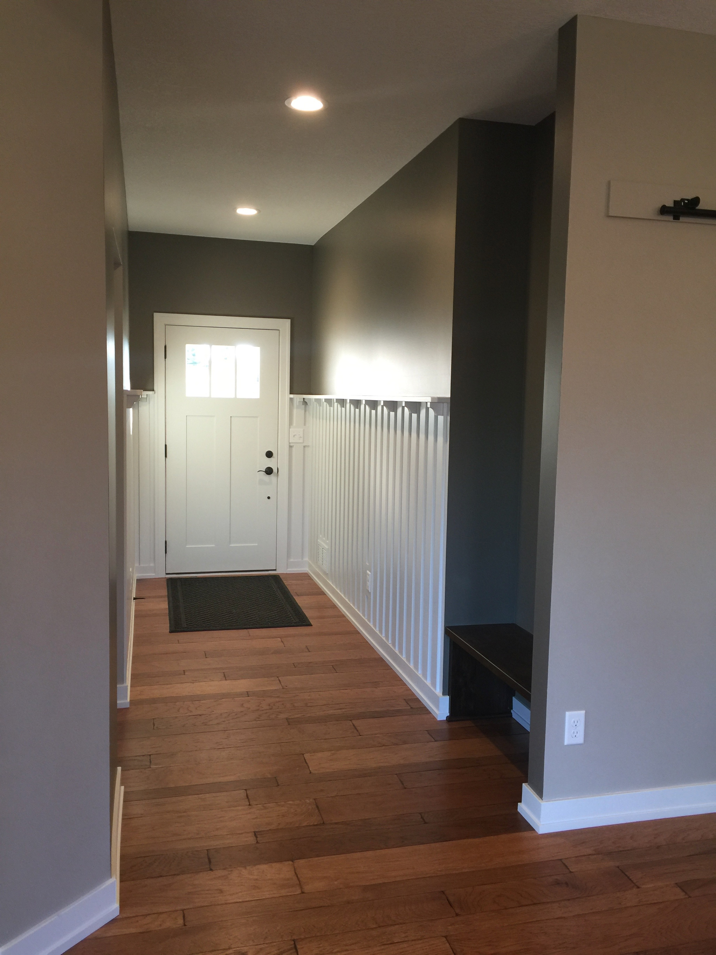 New construction   General Contractor: Hammer Homes  Design: Dwell Local