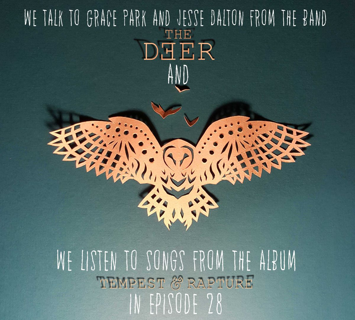 The Deer - From the Aboutsection on thedeermusic.com: