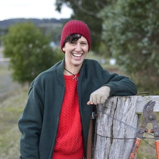 🌱🌱 Ones to Watch 🌱🌱 Saffron and olive grower Gamila Macrury of @bygamila has 12 acres in Beechworth and creates unique products for chefs and home kitchens. More info on Gamila and lots more #womeninfood on our website #onestowatch 💁‍♀️💁‍♀️💁‍♀️ Recommended by @miranda_sharp123