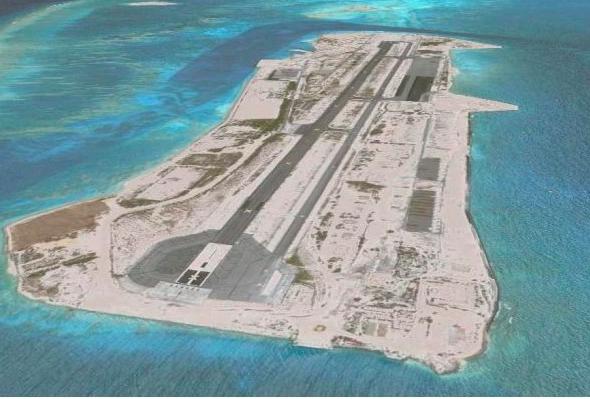 Abandoned U.S. Base