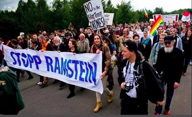 U.S. Base Ramstein