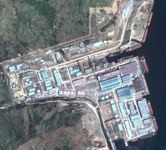 Hanjin Facility
