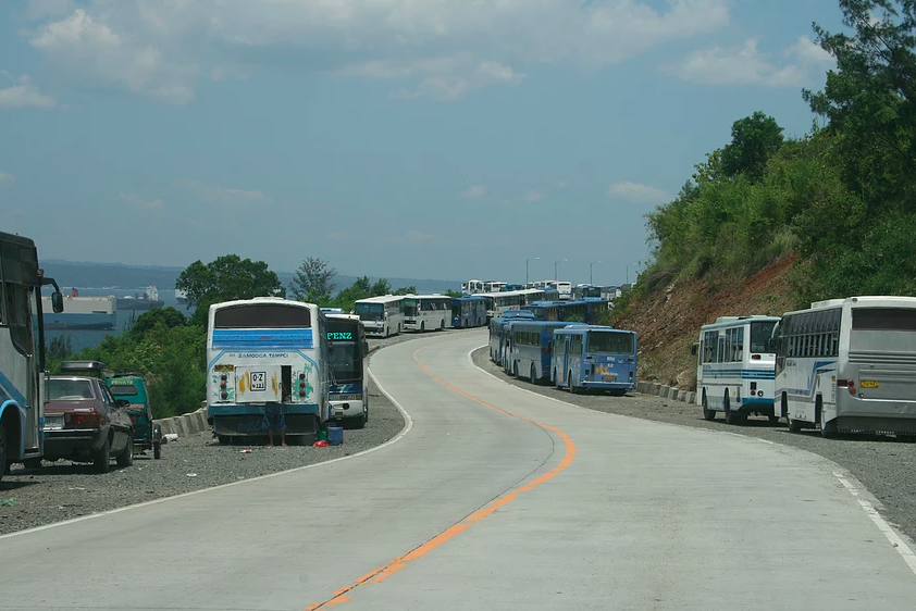 Busing in Workers