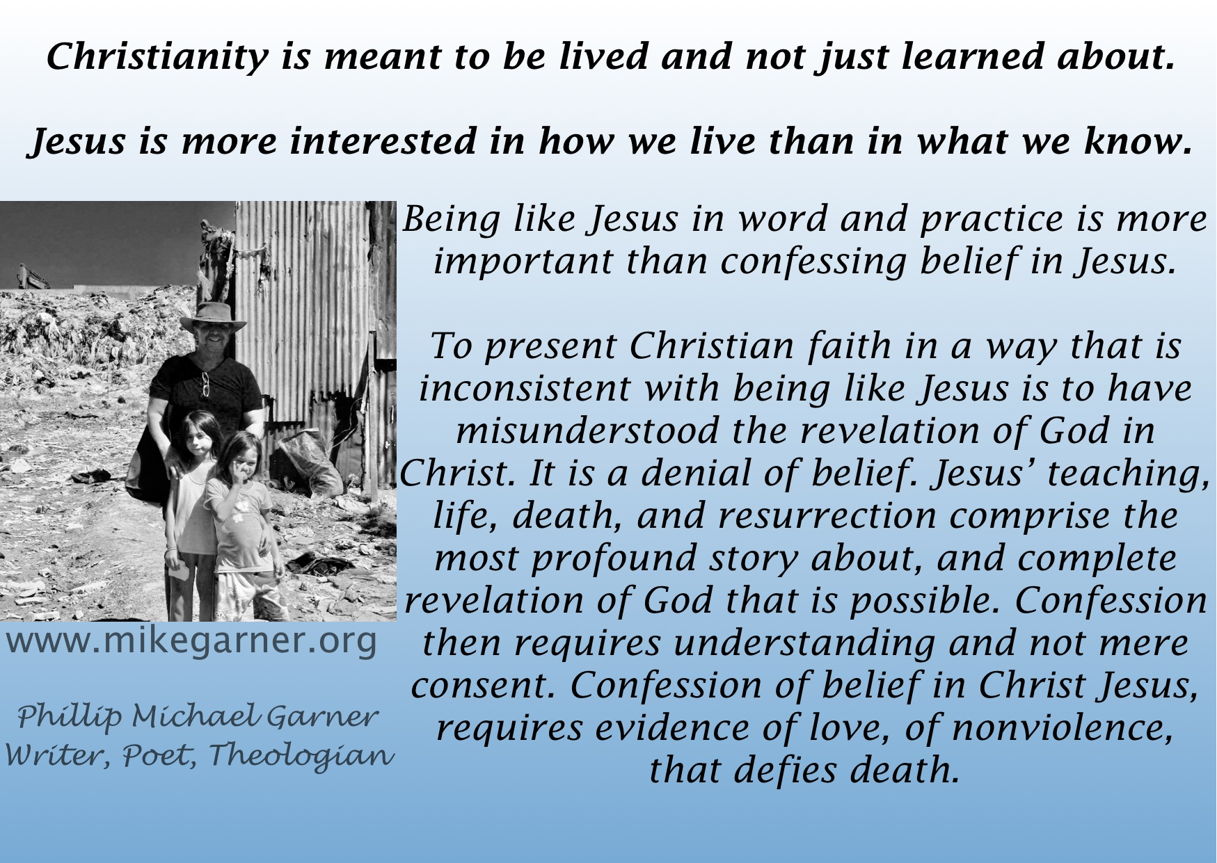 Christianity meant to be lived.jpg