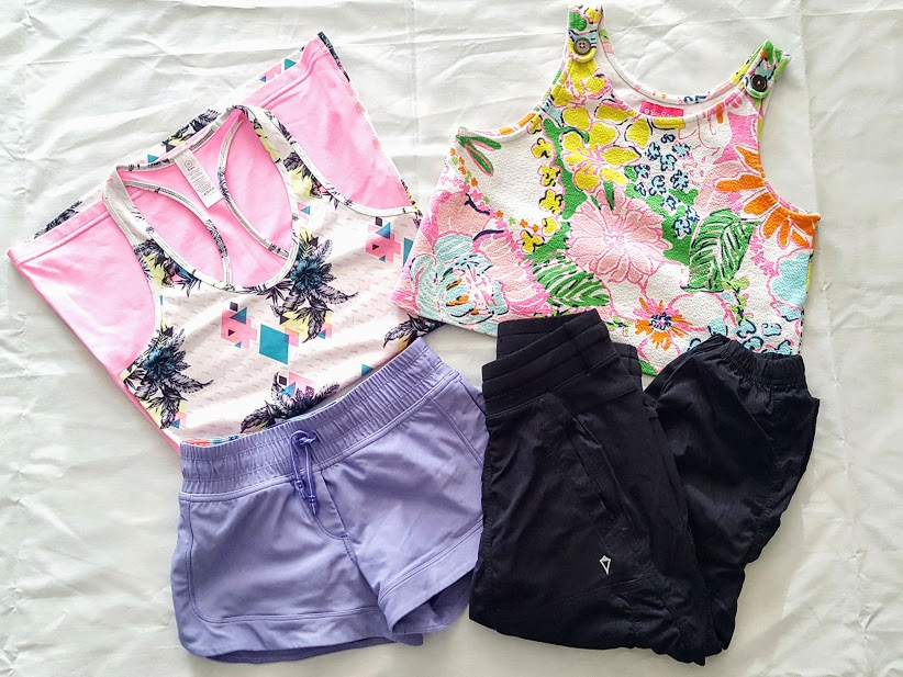 Ivivva and Lilly Pulitzer for Target children's clothes