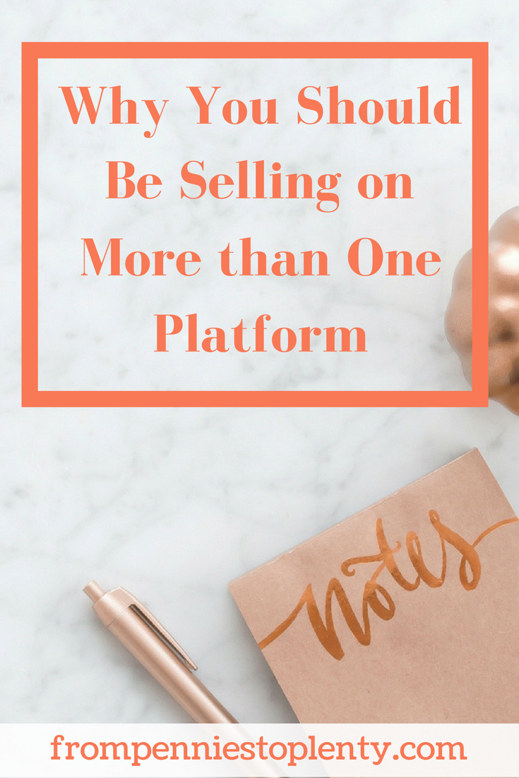 Why You Should Be Selling on More Than One Platform