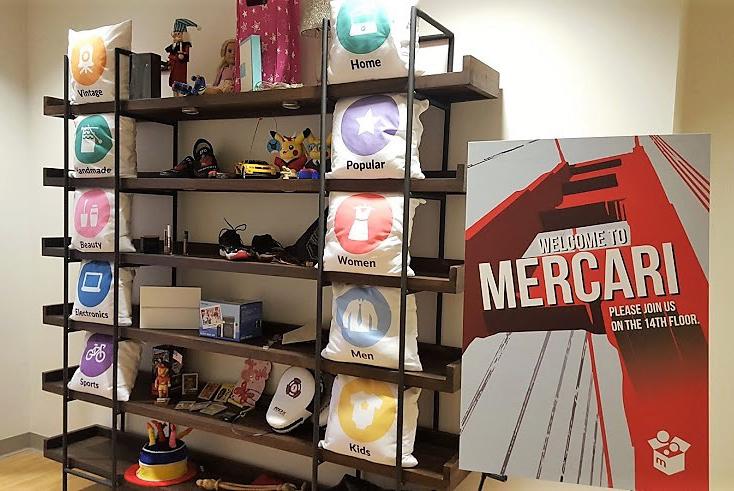 Mercari headquarters