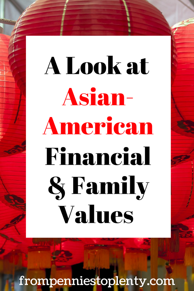 a look at asian-american financial & family values