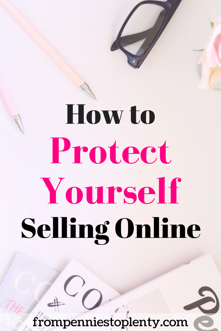 How to protect yourself selling online 3