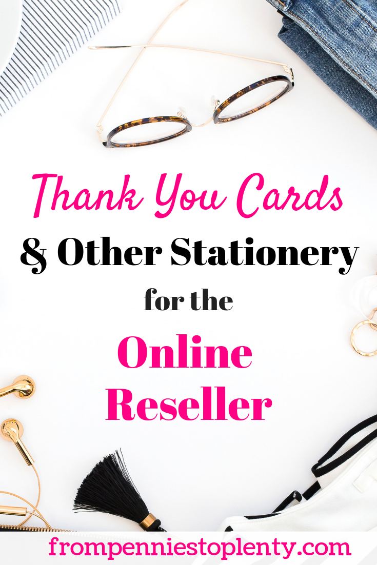 thank you cards for the reseller 1