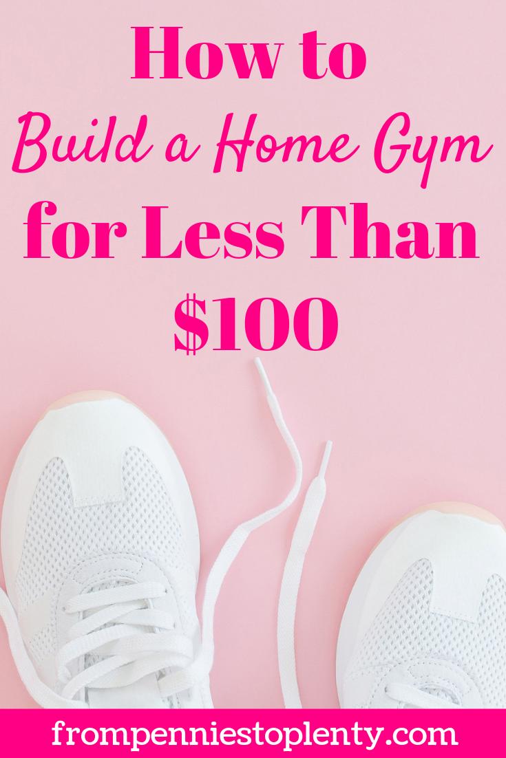 Build a home gym under $100