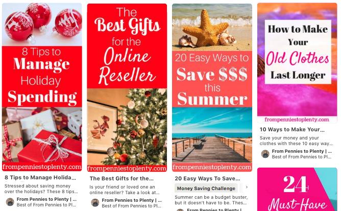 Pinterest tips for new bloggers 2019