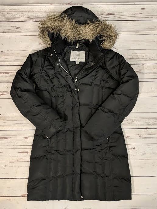 Eddie Bauer puffer jacket