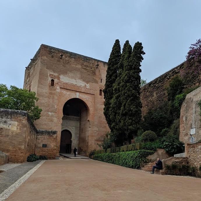 Puerta de la Justicia (Justice Door) of the Alhambra