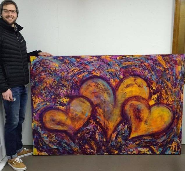 48x72 1.5 Canvas