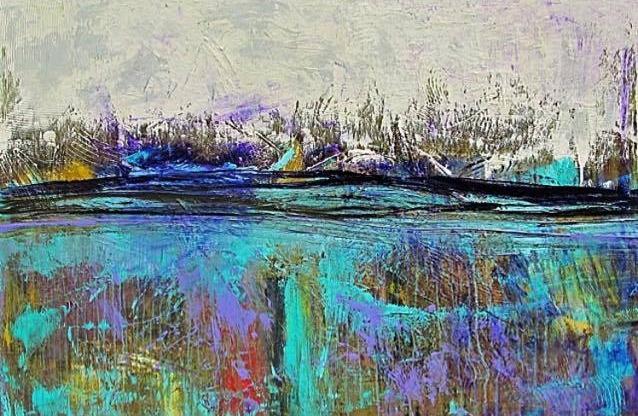 Mystic - 48x72 Canvas