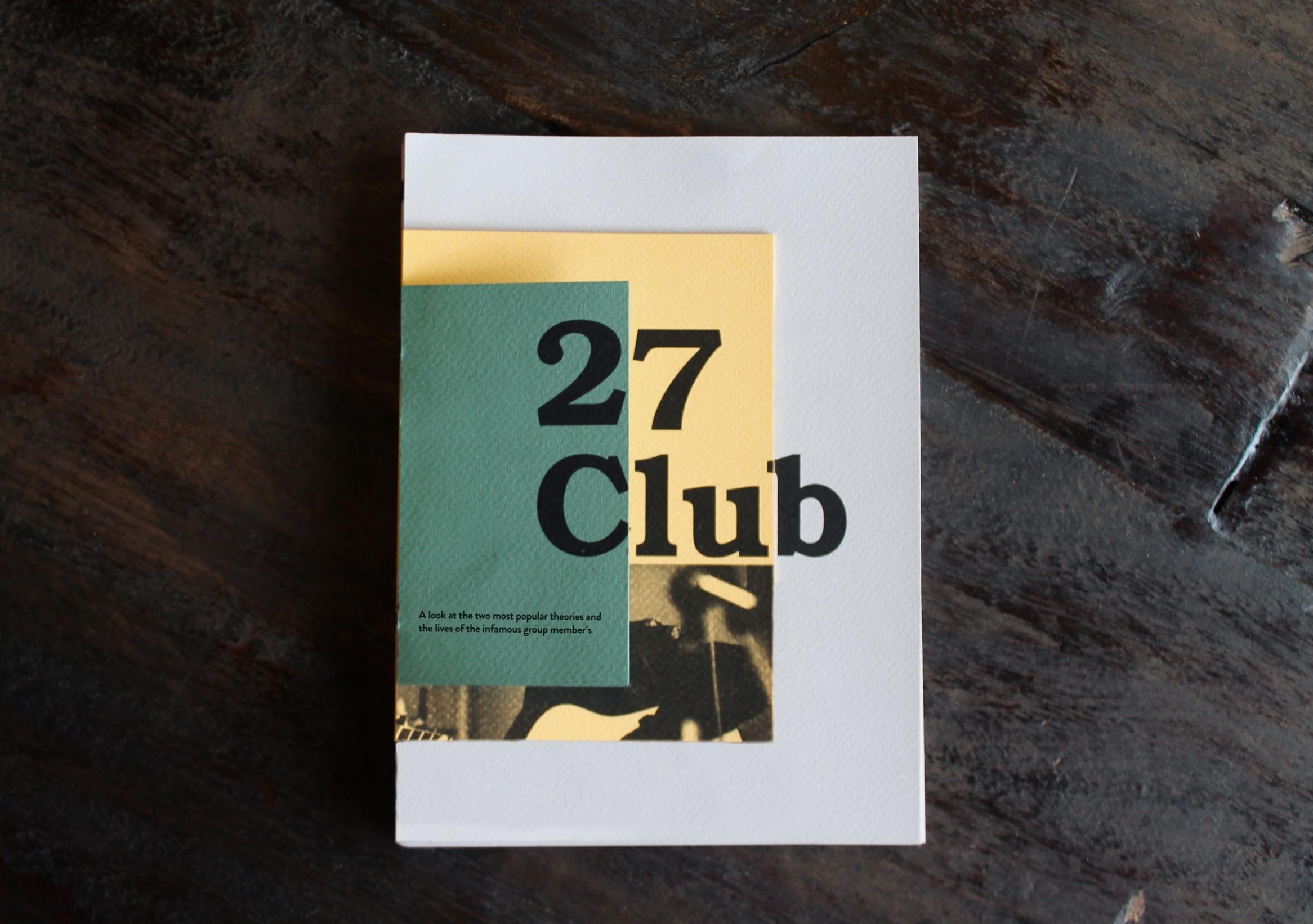 27 club - layout