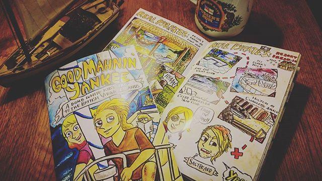 So glad she's finally set sail!! 😭🌊⛵💨 #splicethemainbrace #passtherum #paauwfamilyvacay . . . #sailingcharter #sailboat #sailing #kuretake #kuretakezig #ink #nib #dippen #globenib #watercolor #danielsmith #aquash #comics #comic #drawing #illustration #diarycomics #autobio #autobiography #beneteau #oceanis40 #yachtlife #conchcharter #bvi #britishvirginislands #virginislands