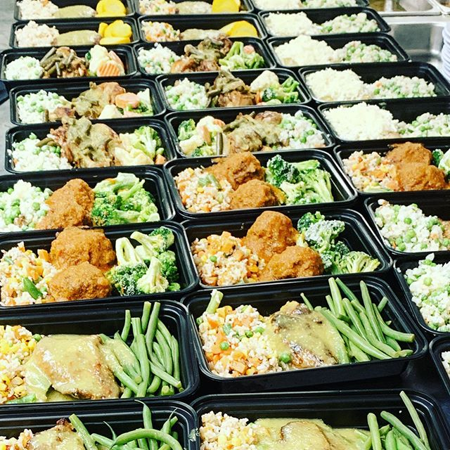 Meal prep for today