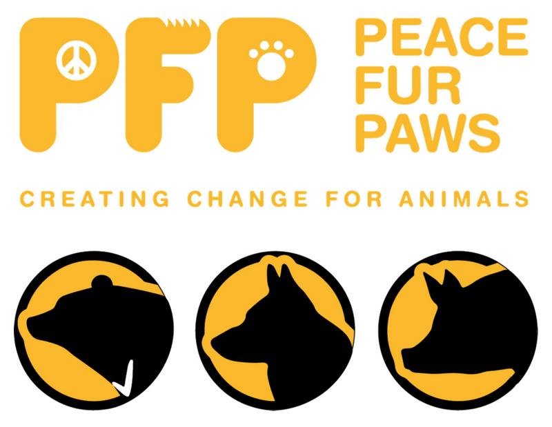 Peace Fur Paws