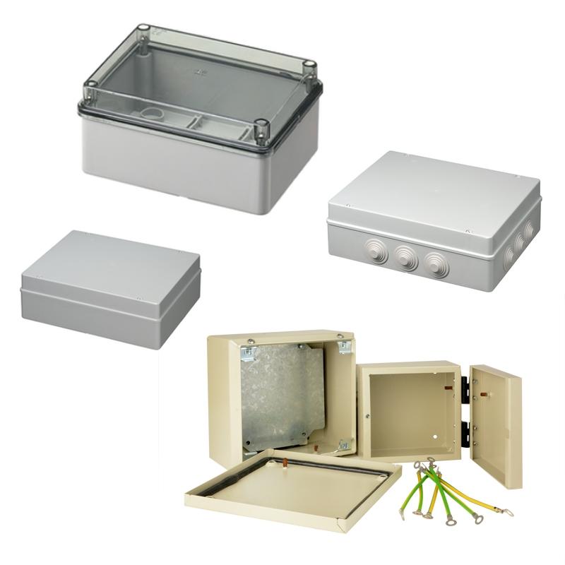 Plastic Boxes    Download Catalog