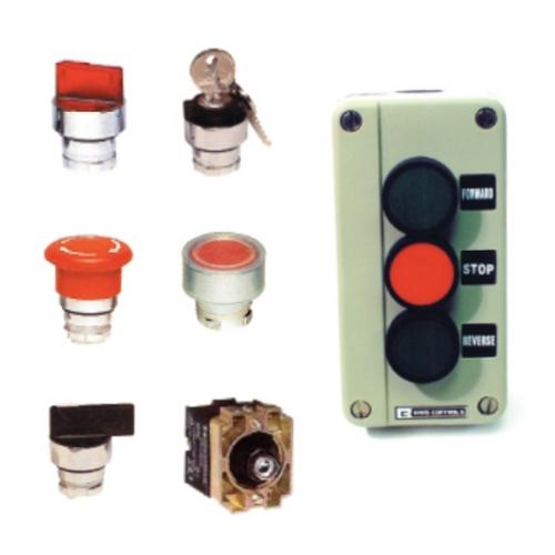 Control Unit ø 22   Download PDF Catalog